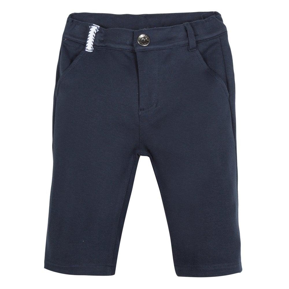 3257ec2086 Boys Navy Shorts