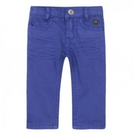 Mini Boy Blue Trouser