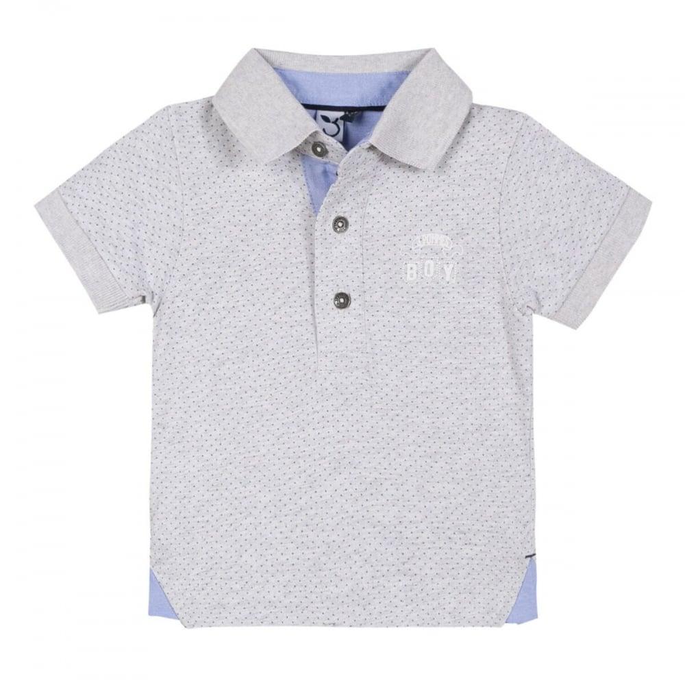 3 Pommes Boys Polo Shirt