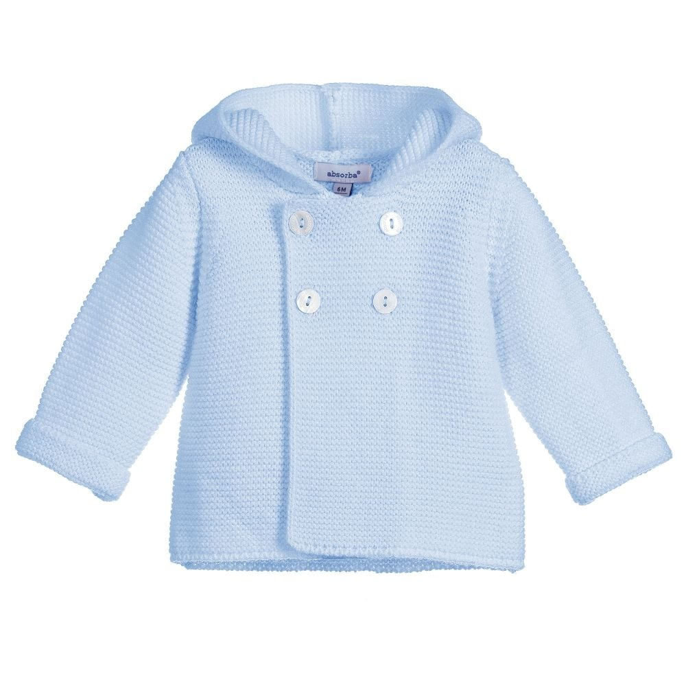 70a8d466e Absorba-Baby-Blue-Pram-Jacket