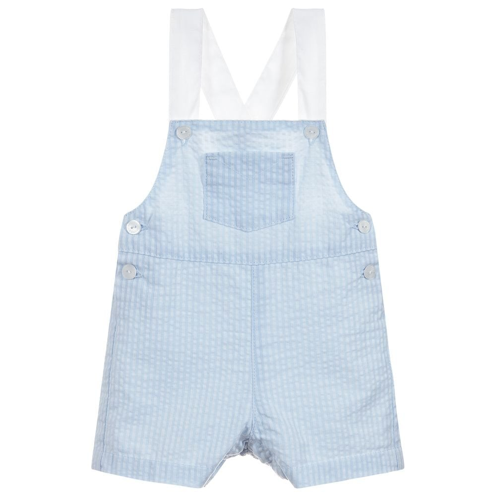 266dbef951aa Absorba-Baby-Boy-Pale-Blue-Dungaree