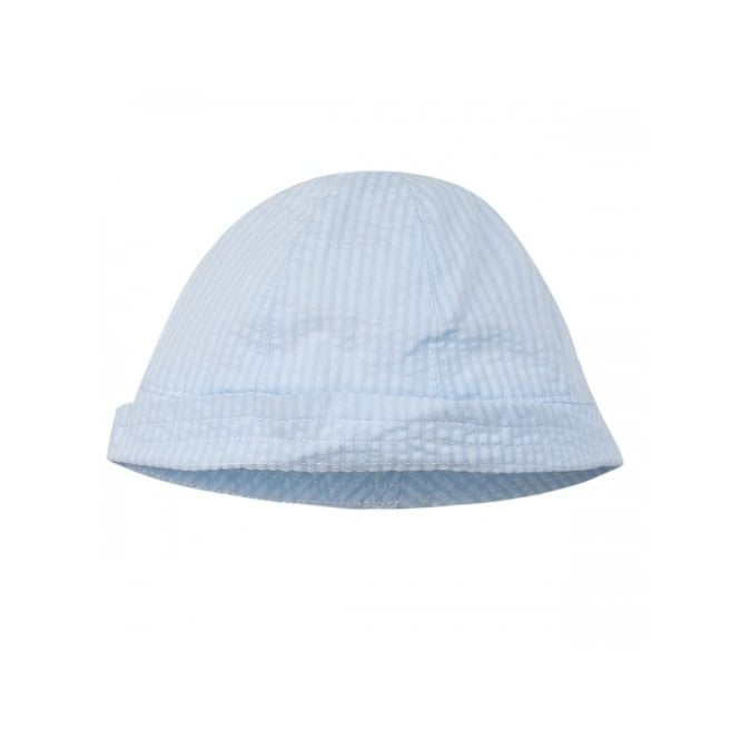 Absorba-Baby-Boy-Pale-Blue-Stripe-Sunhat 061586096712