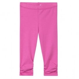 Girls Pink Legging