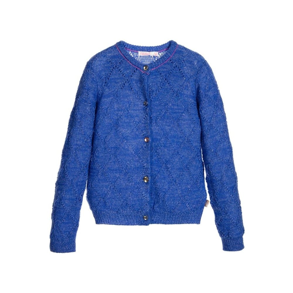 52e0842c22 Billieblush-Girls-Blue-Knit-Cardigan