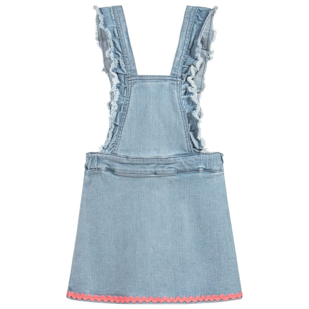 396cc241c616 Billieblush-Girls-Denim-Pinafore-Dress