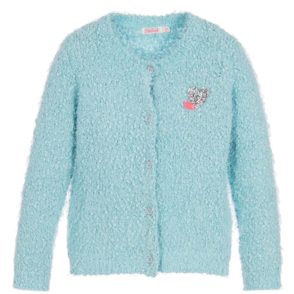 18be18e267 Billieblush-Girls-Fluffy-Cardigan