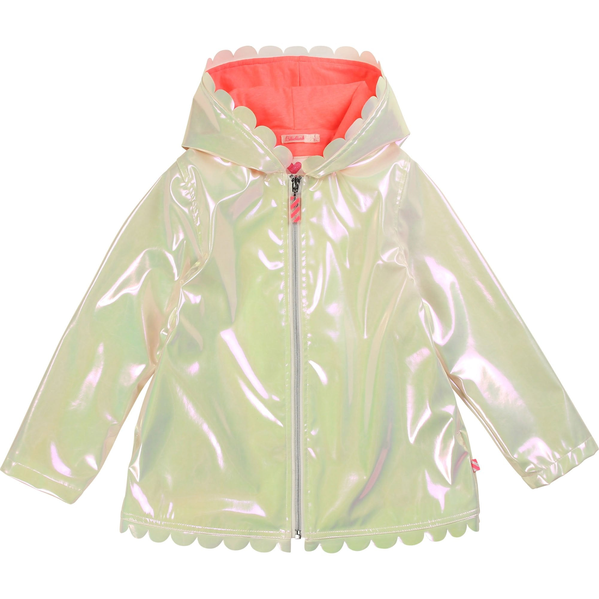 Billieblush Girls Lined Raincoat