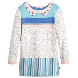 Girls Knitted Dress