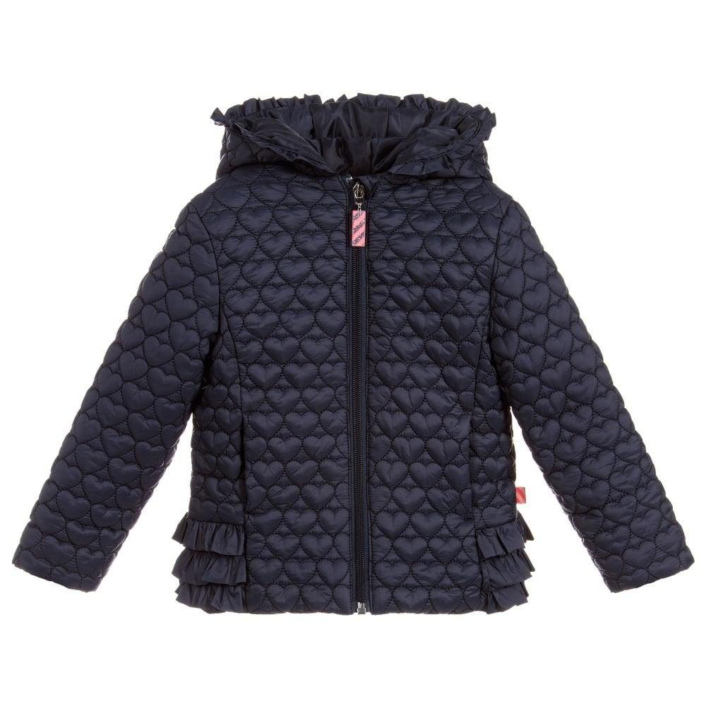 e029142ce Billieblush-Girls-Navy-Jacket