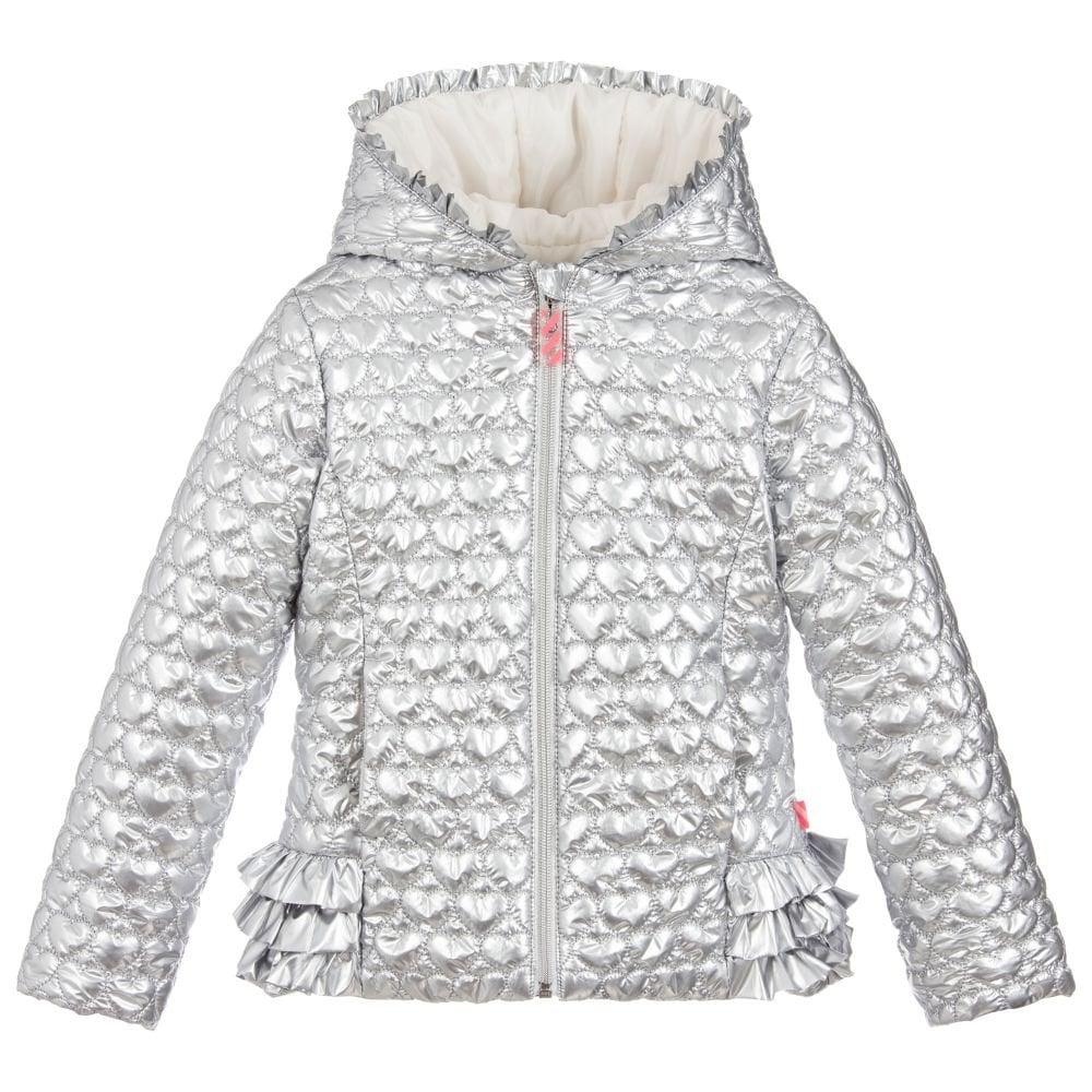 bff96db672dc Billieblush-Girls-Silver-Jacket