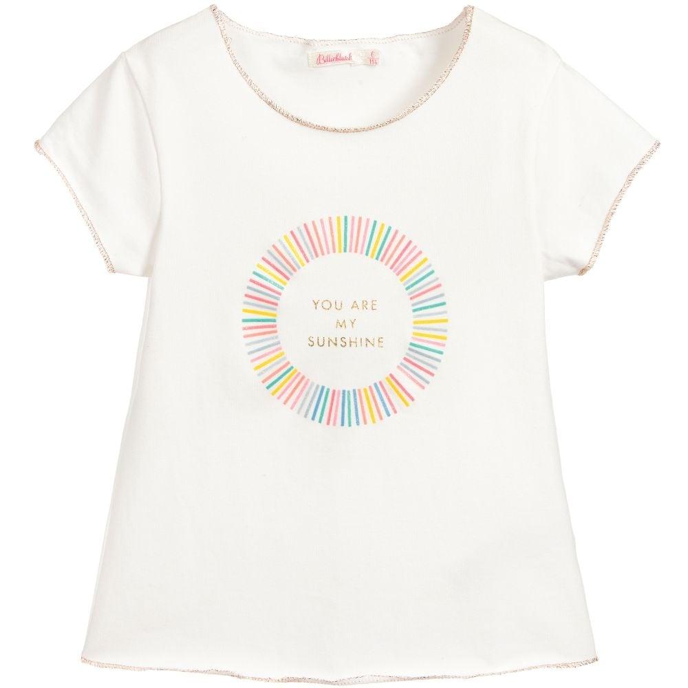 Billieblush Girls You Are My Sunshine T Shirt