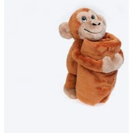BoBo Buddies Comfort Blanket - Monkey