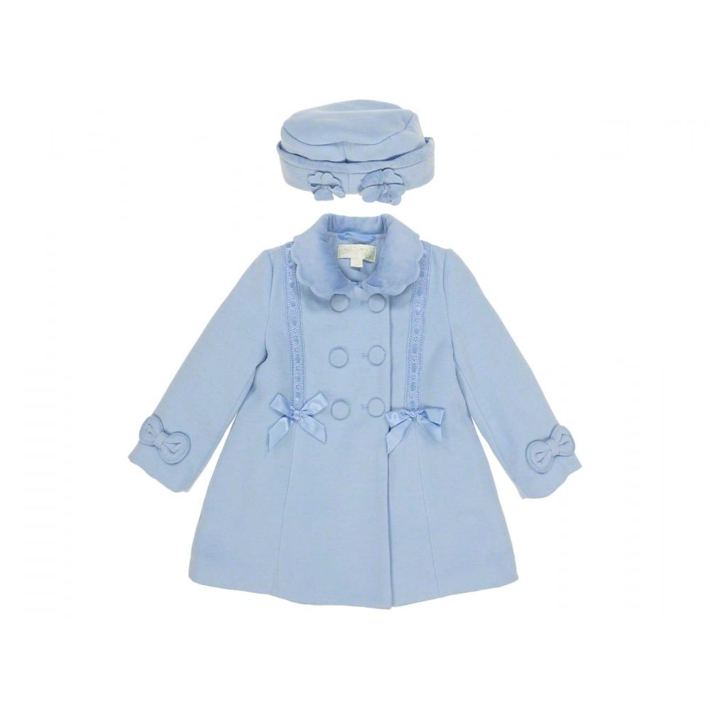 1d484dbbcf583 Couche-Tot-Girl-Sky-Blue-Coat-and-Hat-Set