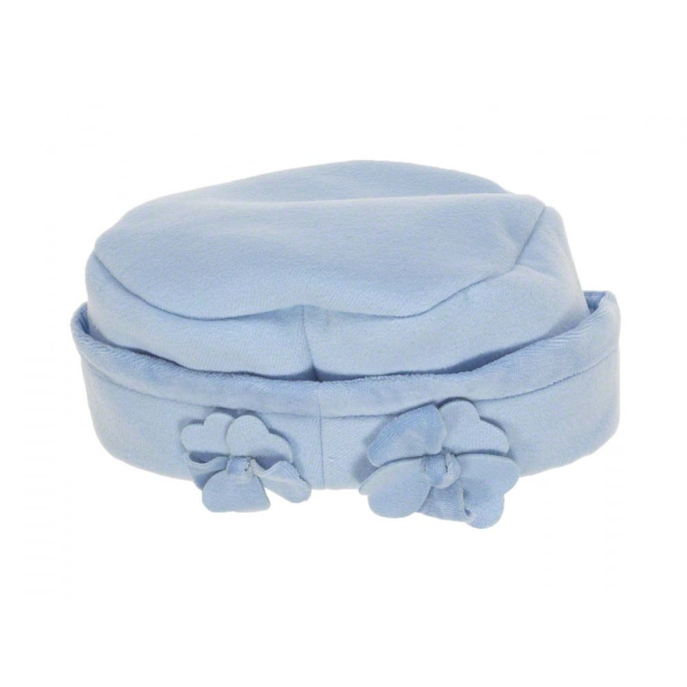 ab6f96fc0b0d Couche-Tot-Girl-Sky-Blue-Coat-and-Hat-Set