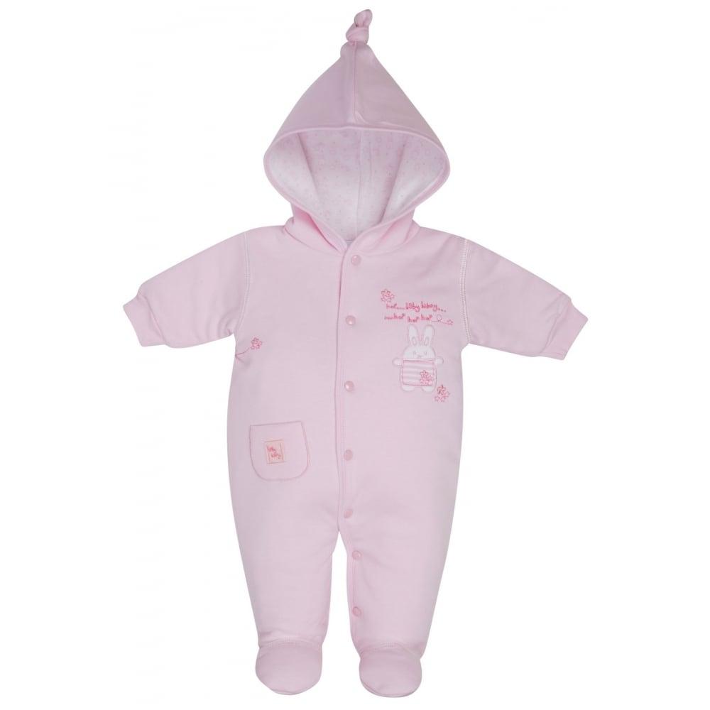 29d7979e3 Baby-Girl-Hop-Hop-Bunny-Pink-Pramsuit