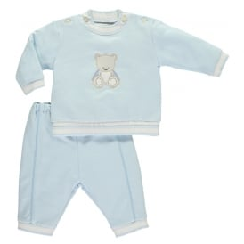Boys Lyle Top and Trouser Set
