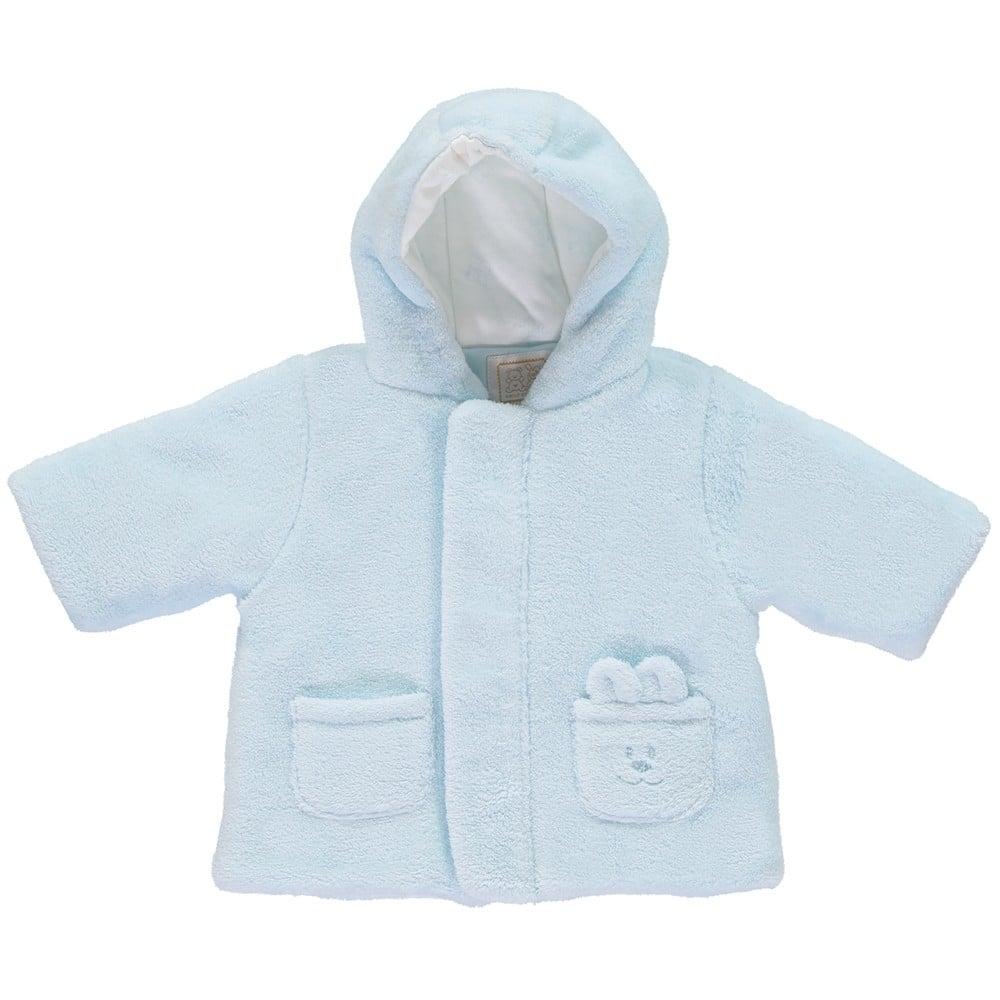 a99af80ca6e1 Emile-et-Rose-Baby-Boys-Pale-Blue-Fleece-Jacket