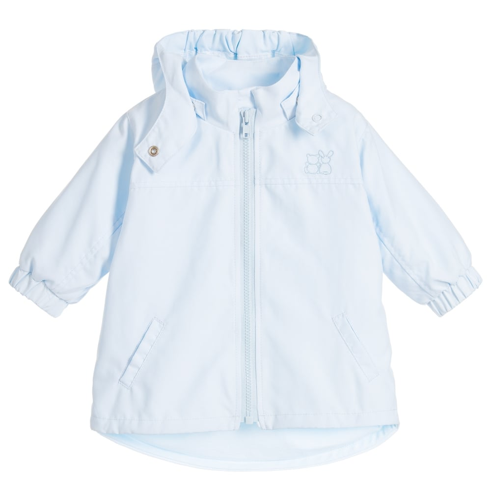 online shop rock-bottom price rock-bottom price Emile et Rose Boys Pale Blue Lightweight Jacket