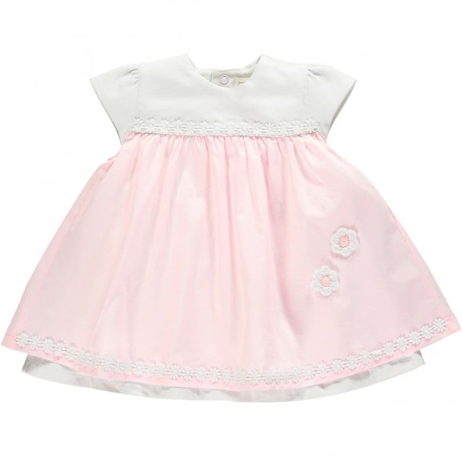 Emile et Rose Girls Kirsty Crochet Dress and Pants