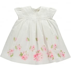Girls Krystal Floral Print Dress