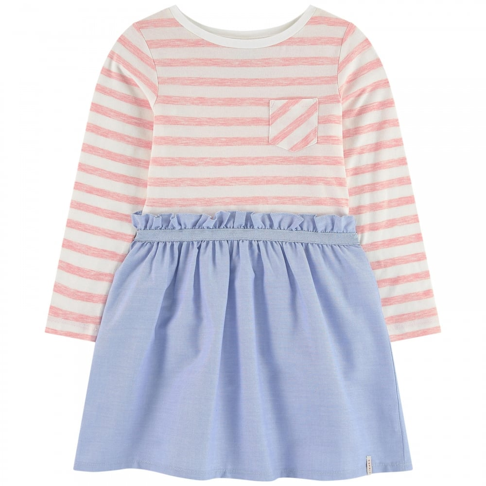 ce6bf426e394 Esprit-Girls-Cotton-Dress
