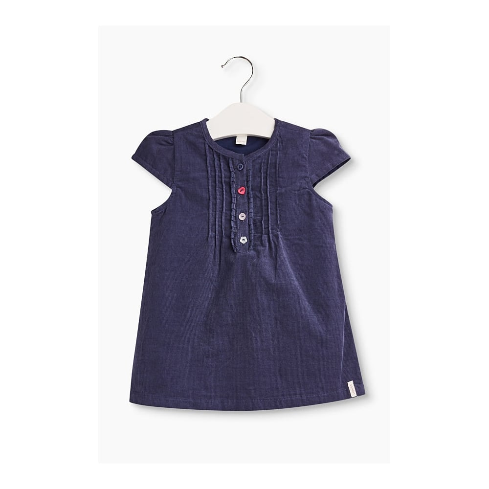 bf13284f5e26 Esprit-Mini-Girl-Cotton-Corduroy-Dress