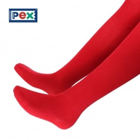 Girls Red Tights by Pex