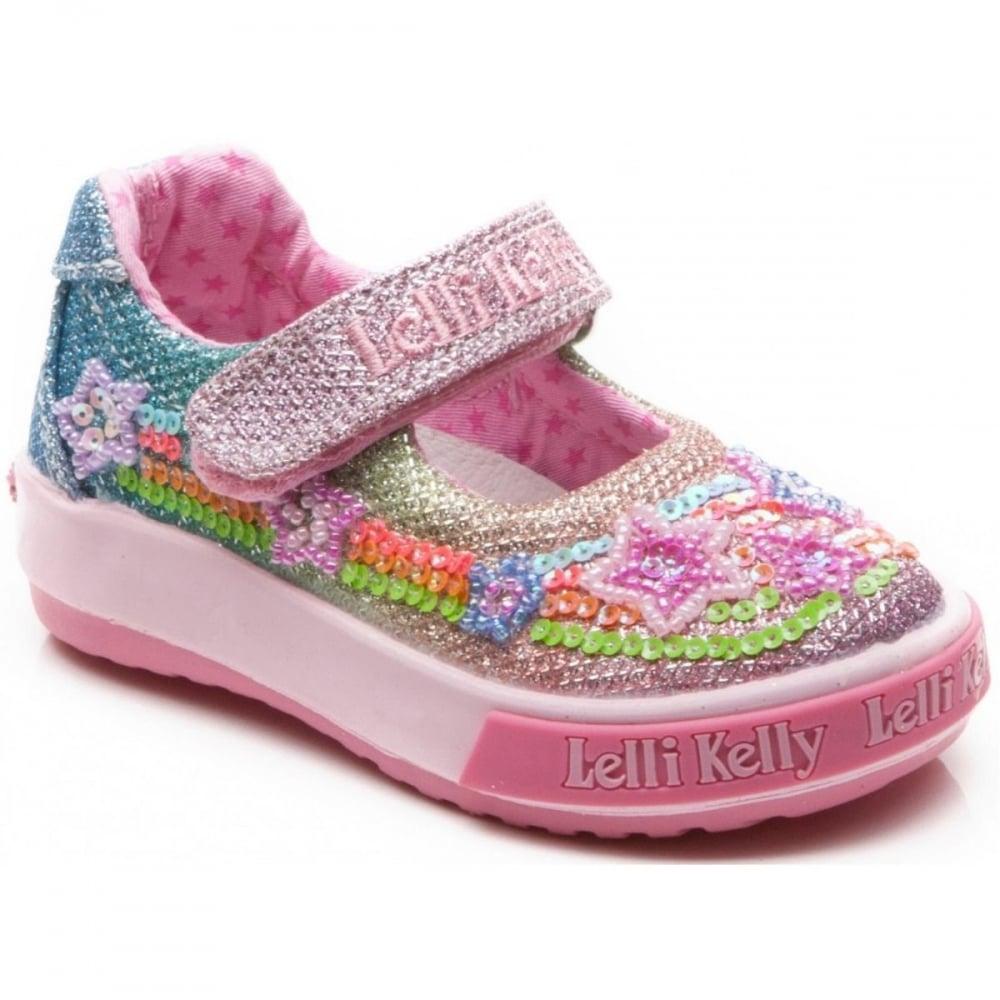 Lelli-Kelly-Baby-Rainbow-Star-Canvas-4012