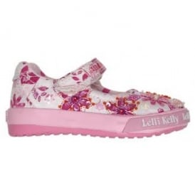 Dalia Dolly Canvas Shoe 9120