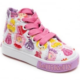 Dollface Canvas Hi Top