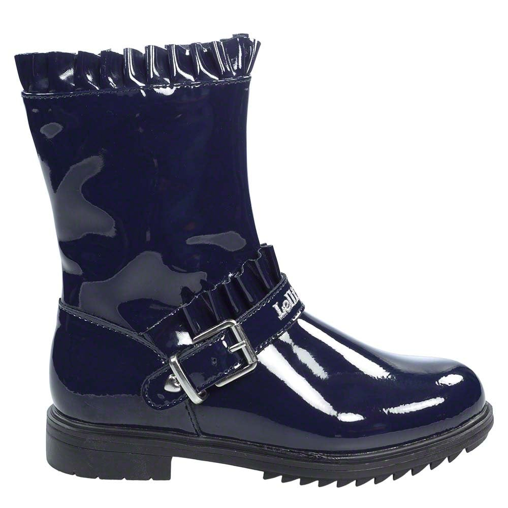 Lelli-Kelly-Norma-Ruffle-Boot-Navy-Patent