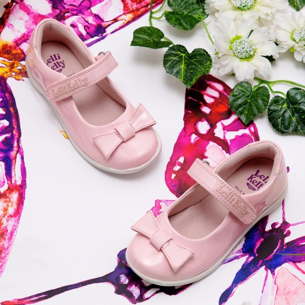 Lelli-Kelly-Pink-Sarah-Dolly-Shoe-LK9764