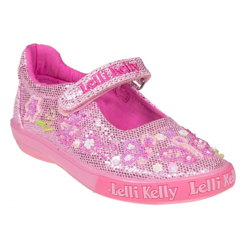 Lelli-Kelly-Pink-Glitter-Butterfly