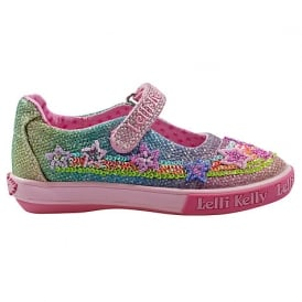 Rainbow Star Canvas 4074