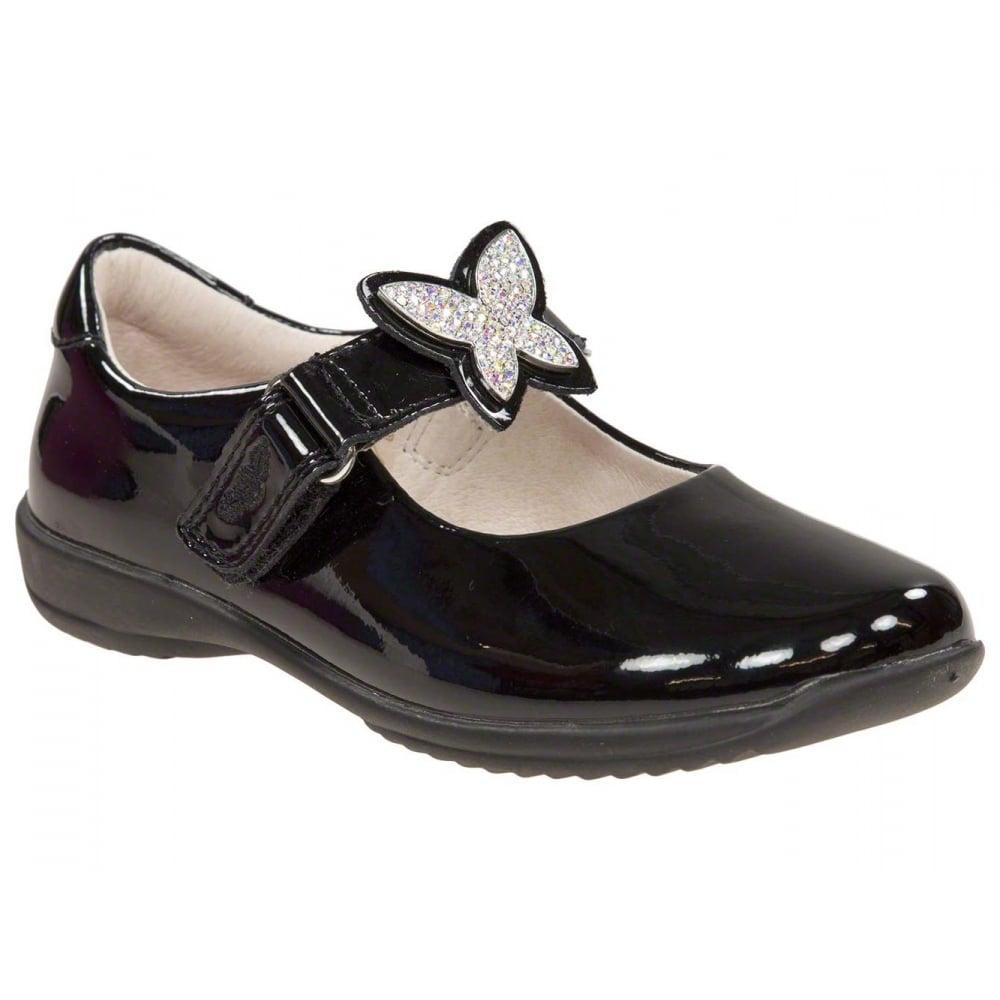 Lelli Kelly Black Patent Shoes