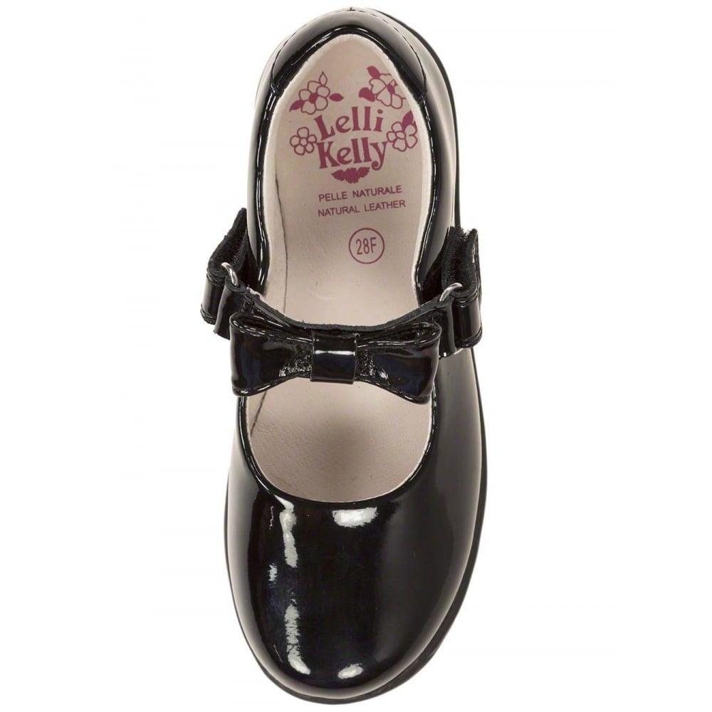 Lelli-Kelly-School-Shoe-Angel-Black