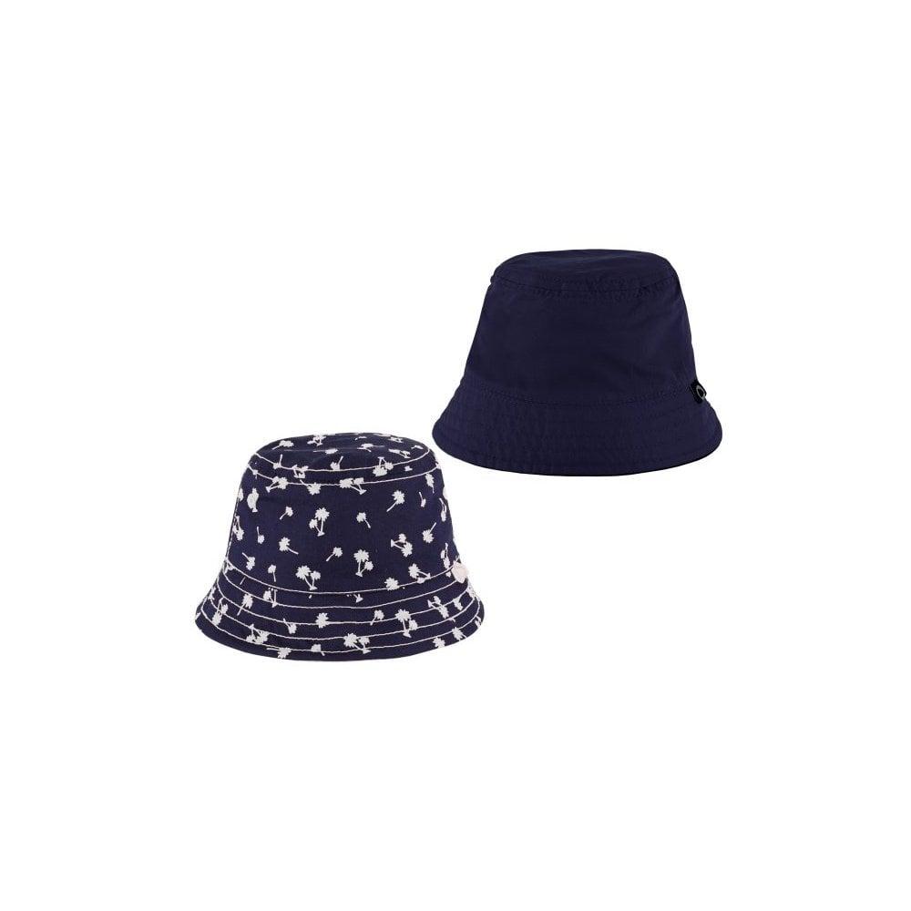 560ea5517 Baby Boy Navy Reversible Sun Hat