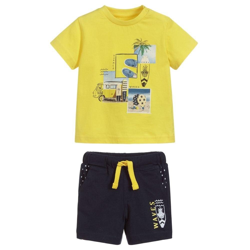 c5594848d4b28 Mayoral-Baby-Boy-Yellow-Short-Set