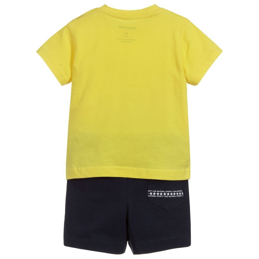 760a47e3202fa6 Mayoral-Baby-Boy-Yellow-Short-Set