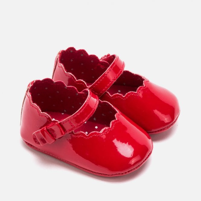 Mayoral-Baby-Girl-Red-Patent-Leather