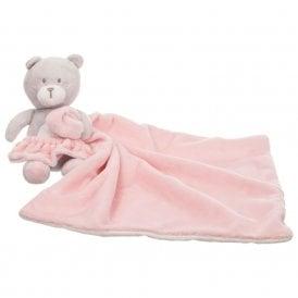 99110162e4dc Baby Girl Teddy Comforter NEW SEASON