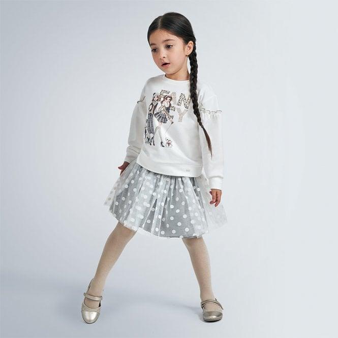 Mayoral Girls Skirt