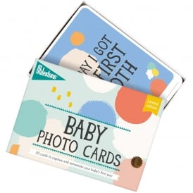 Milestone Limited Edition Baby Cards