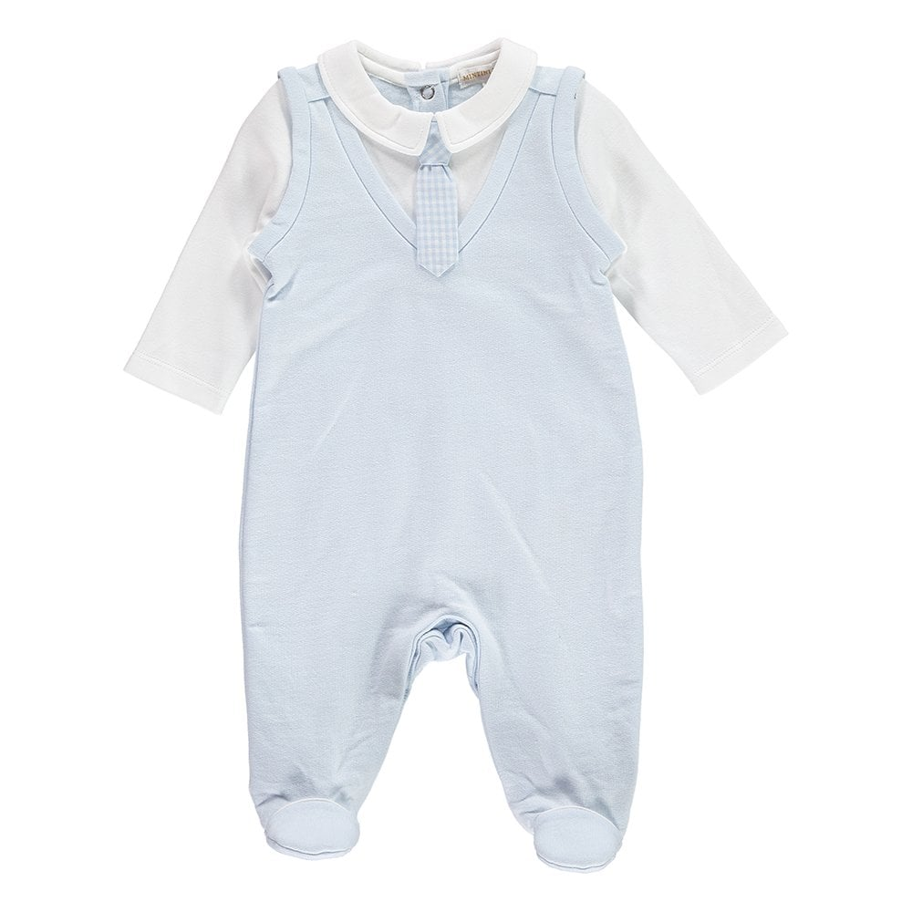 55e7003bd50b Mintini-Baby-Boy-Pale-Blue-Dungaree-Set-with-Tie
