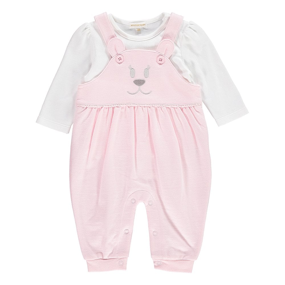 c682788a8c03 Mintini-Baby-Girl-Pale-Pink-Dungaree-Set