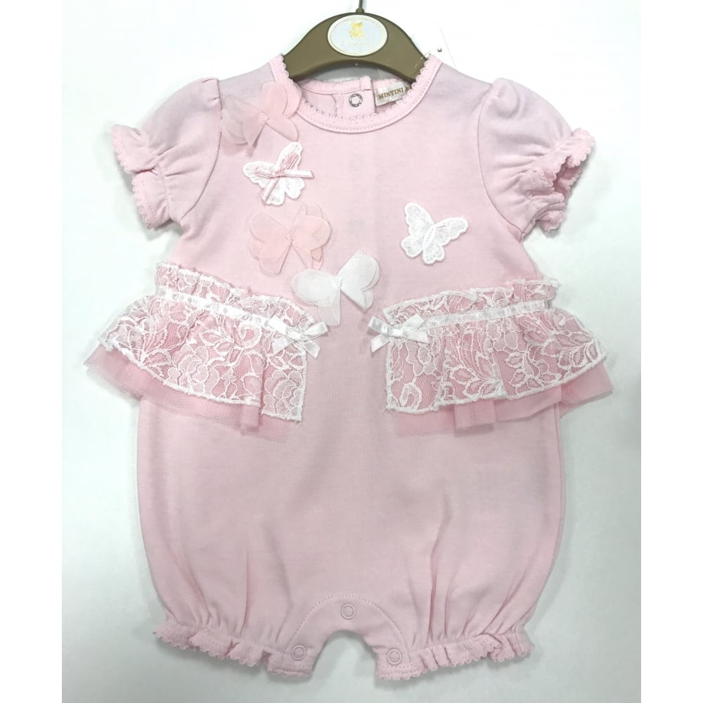 727f86eacb4e Mintini-Baby-Girl-Pink-Shortie-Romper