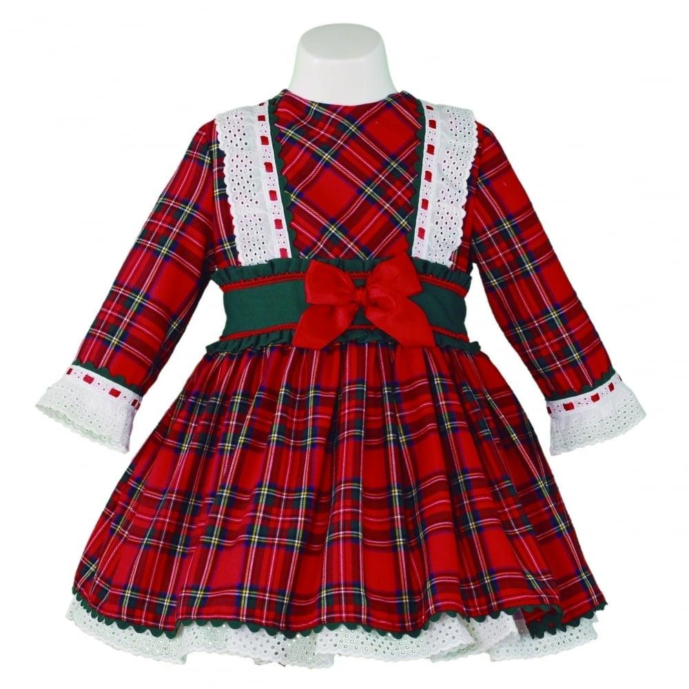 a7352d32b5fa Miranda-Girls-Tartan-Dress