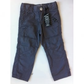 Boys Navy Trouser