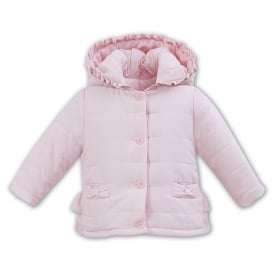 Dani Girls Pink Jacket D09246