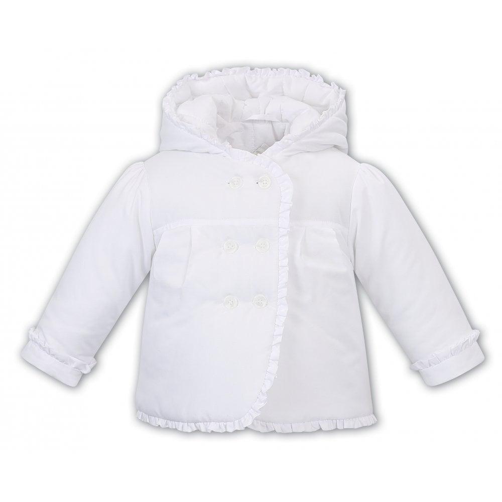 Sarah Louise & Dani Dani Girls White Jacket